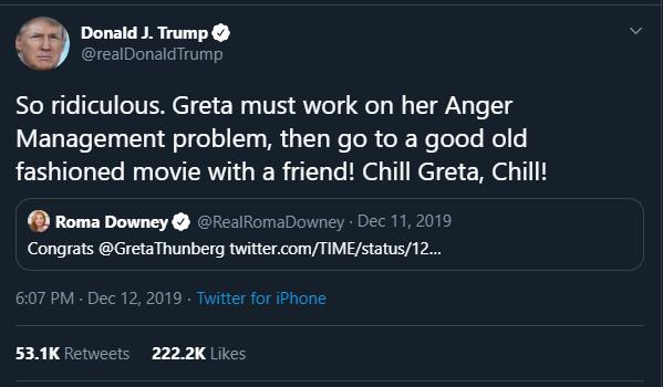 greta thunberg criticism