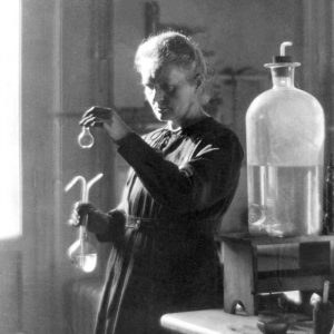 marie curie nobel prize