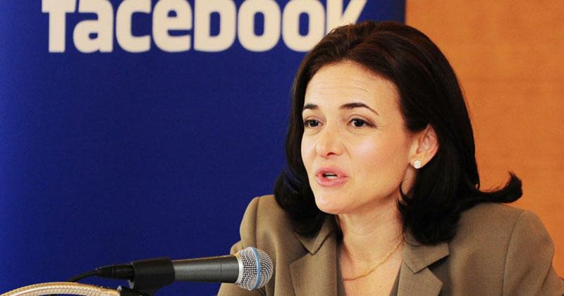 Sheryl Sandberg Facebook