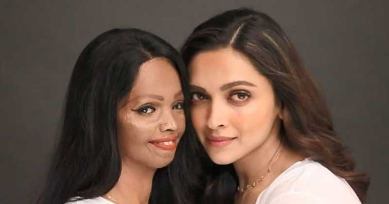 Laxmi Agarwal movie and Deepika padukone