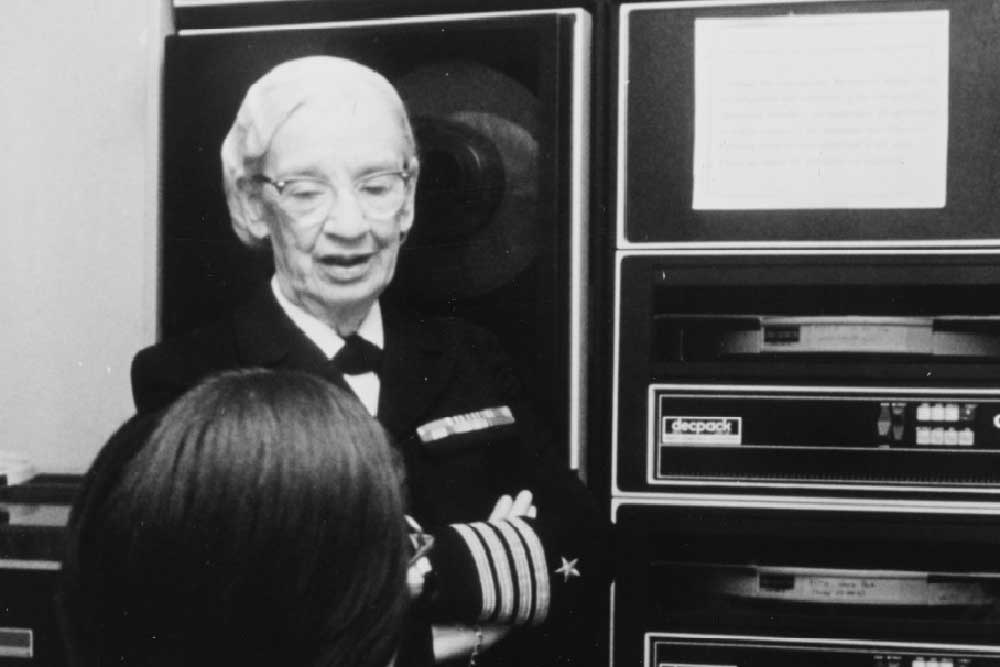 what did grace hopper invent