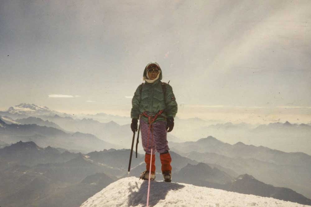 biography of pasang lhamu sherpa